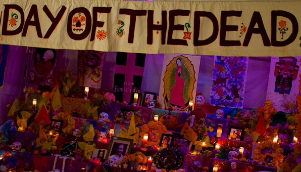 halloween articles mexican day of the dead festival