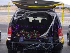 halloween articles halloween tailgating trunk or treat - Halloween Trunk Or Treat Decorating Ideas