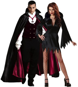 Halloween Costumes - Vampires