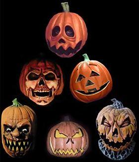 jack ou0027 lantern masks