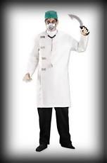 Halloween Costumes - Mad Scientist Costume and Nurse costume