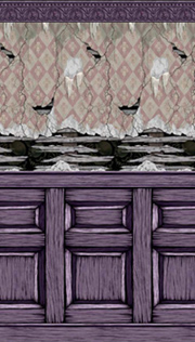 Scene Setters Halloween halloween scene setters Great For Creating A Haunted House Interior This Wall Covering Scene Is Actually Made Up From Three Separate Scene Setter Products