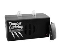 lightning and thunder effects machine