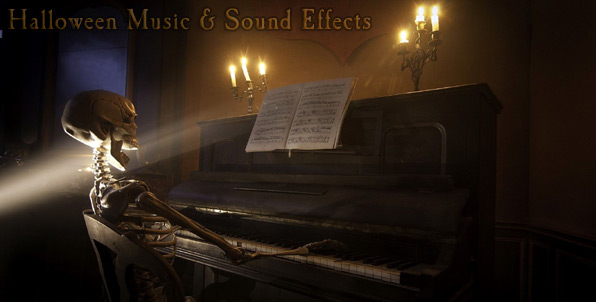 halloween music sound effects - Online Halloween Music