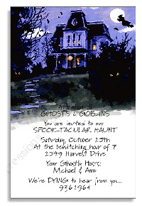 Housewarming Party Invitations Baby Baptismchristening