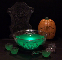 halloween punch recipes - Halloween Punch Bowl Recipes